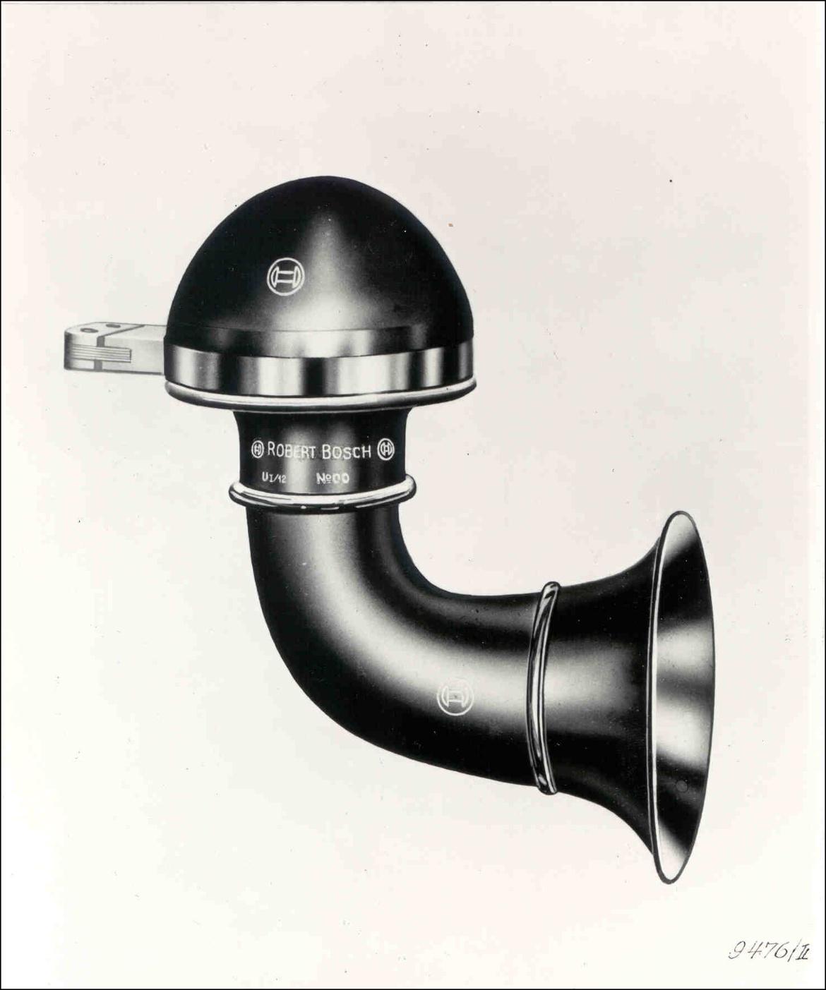 Bosch-Horn aus dem Jahr 1921 (c)