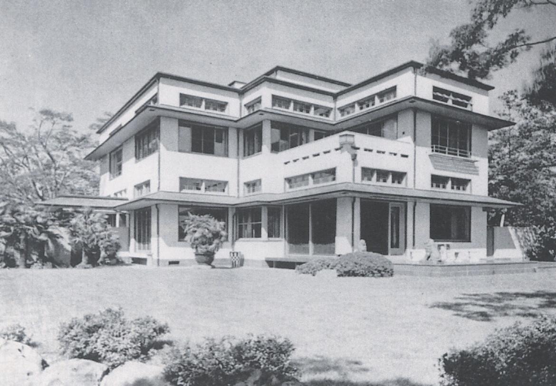 Residenz (Architekt: Gonkuro Kume) (c)