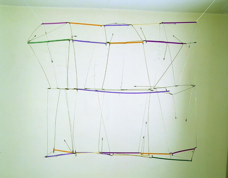 Kunstwerk Dibujo sin papel (1976)
