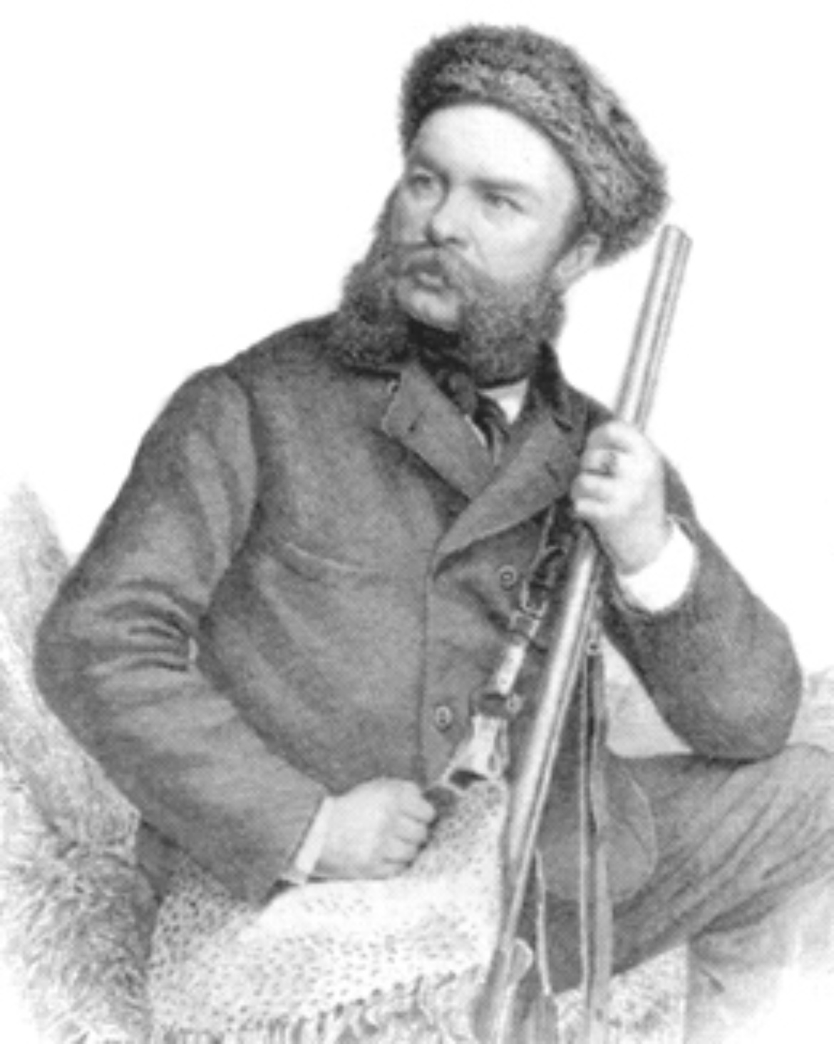 Portrait Theodor Heuglin (c) de.Wikipedia.org