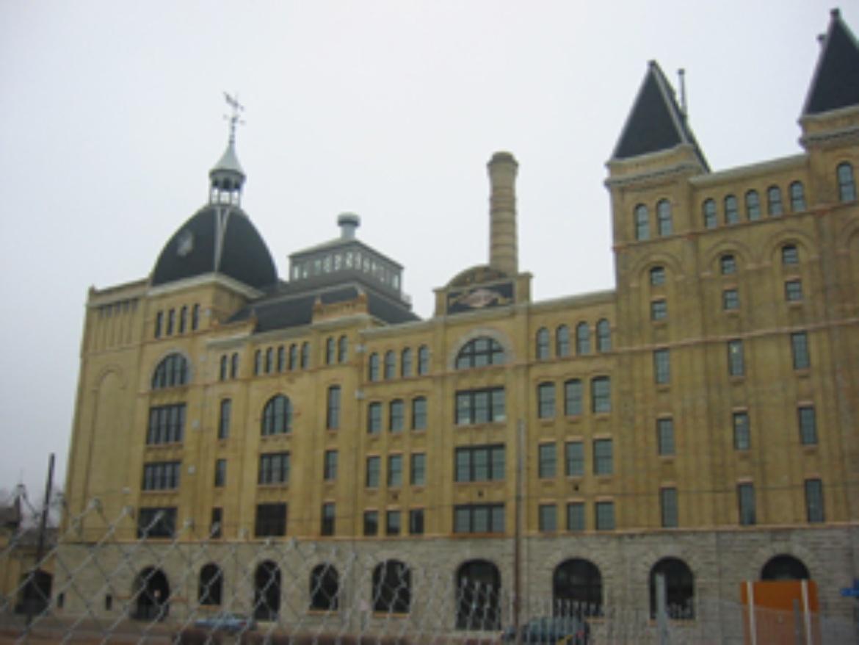 Grain Belt Brewery in Minneapolis